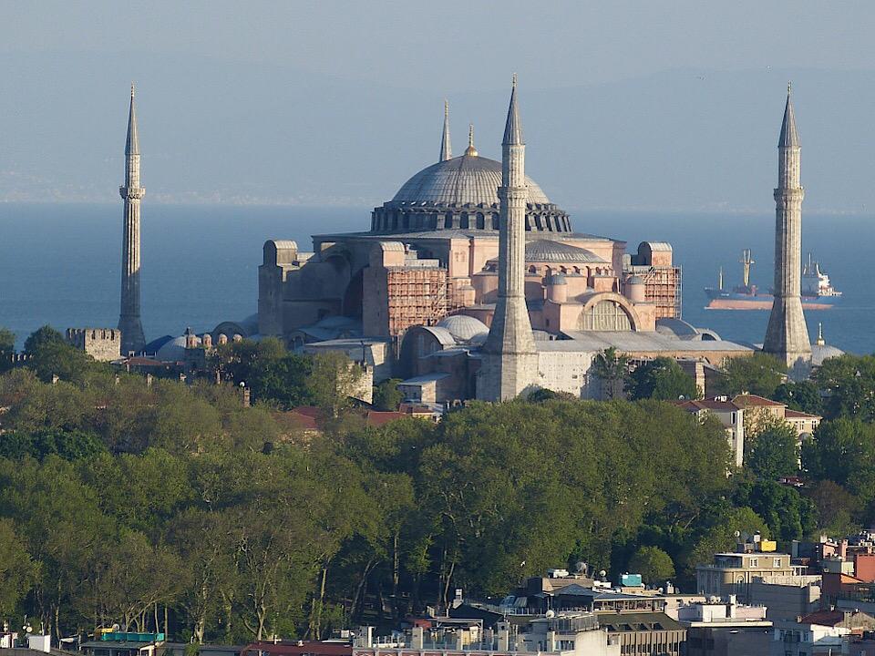 Santa Sofia - Turquía