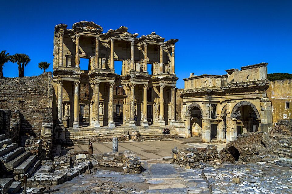 ruinas romanas en Turquía